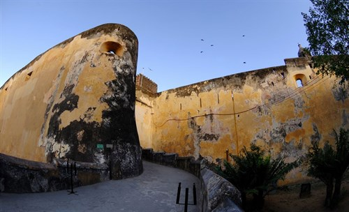 Oud fort in Stone Town