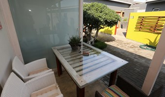 Organic Square Guesthouse In Swakopmund
