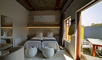 Organic Square Guesthouse Kamer