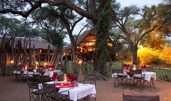 Elephant Valley Lodge Boma