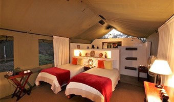 Elephant Valley Lodge Forest Tent