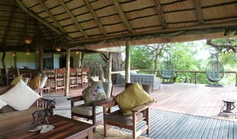 Lounge Bij Elephant Valley Liodge