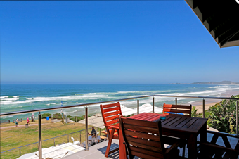 Balkon Bij Brenton Haven Beachfront Resort