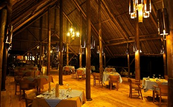 Restaurant Bij Samburu Intrepids Club