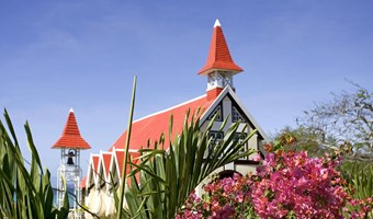 Red Roof Chapel op Mauritius
